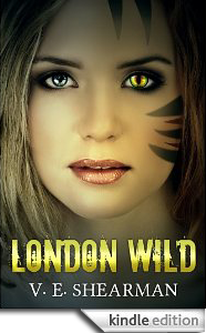 Read London Wild, by V.E. Shearman